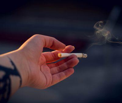 fejkove cigarety